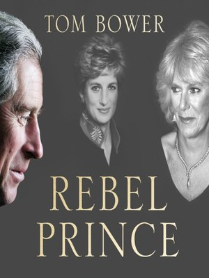 cover image of Rebel Prince