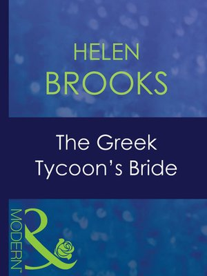 cover image of The Greek Tycoon's Bride