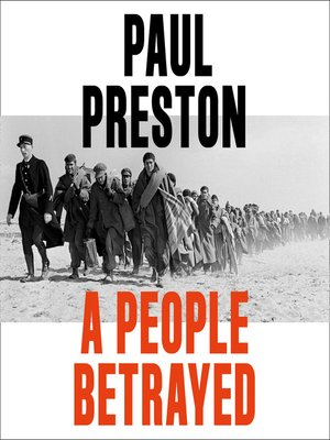 cover image of A People Betrayed
