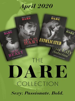 cover image of The Dare Collection April 2020