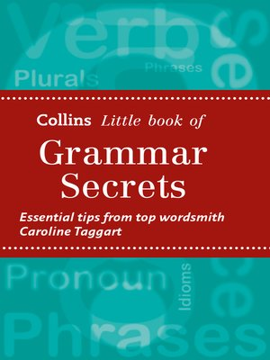 cover image of Grammar Secrets