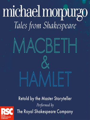 cover image of Macbeth and Hamlet