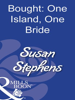 cover image of Bought: One Island, One Bride