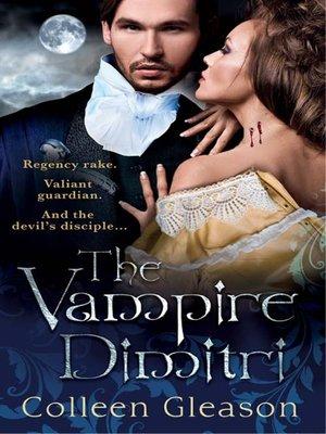 cover image of The Vampire Dimitri