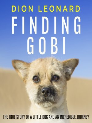 cover image of Finding Gobi (Main edition)