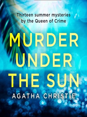 cover image of Murder Under the Sun