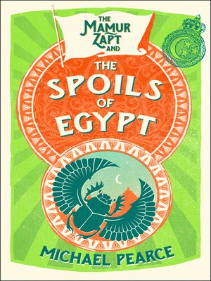 cover image of The Spoils of Egypt
