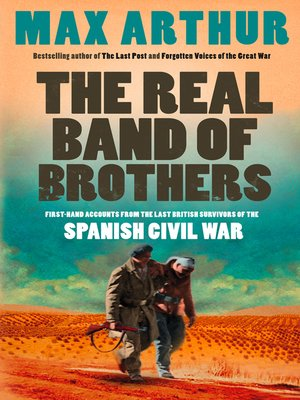 cover image of The Real Band of Brothers