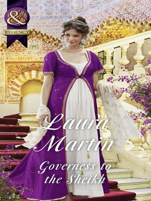 cover image of Governess to the Sheikh