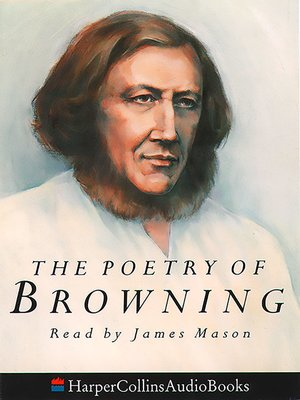 cover image of The Poetry of Browning
