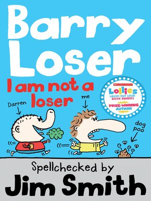 cover image of Barry Loser