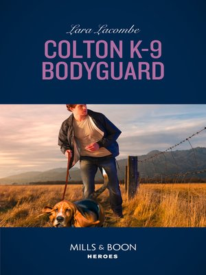 cover image of Colton K-9 Bodyguard