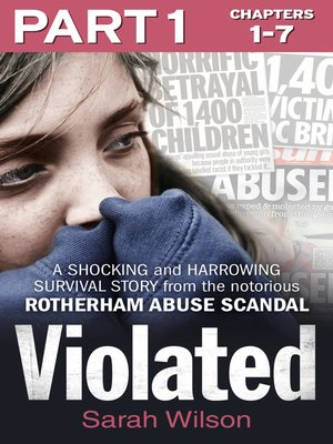 cover image of Violated, Part 1 of 3