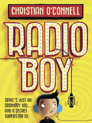 cover image of Radio Boy