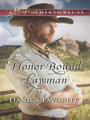 cover image of Honor-Bound Lawman