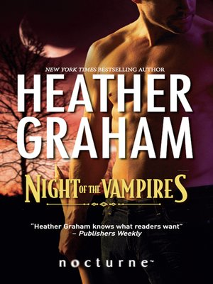 cover image of Night of the Vampires