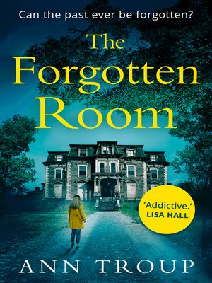cover image of The Forgotten Room