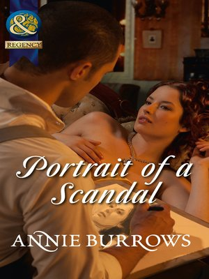 cover image of Portrait of a Scandal