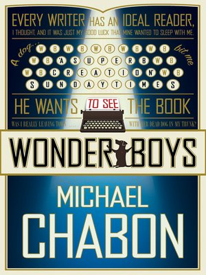 cover image of Wonder Boys