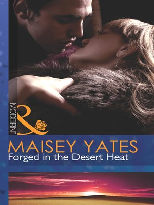 cover image of Forged in the Desert Heat