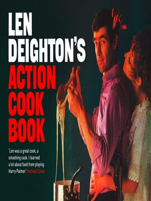 cover image of Action Cook Book