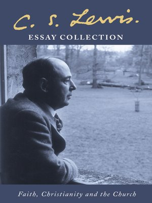 cover image of C. S. Lewis Essay Collection