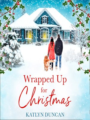 cover image of Wrapped Up for Christmas