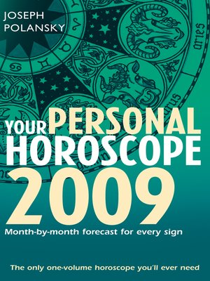 cover image of Your Personal Horoscope 2009