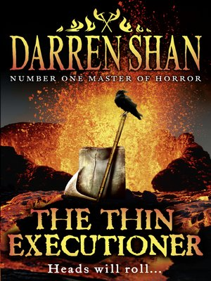 cover image of The Thin Executioner