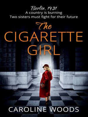 cover image of The Cigarette Girl