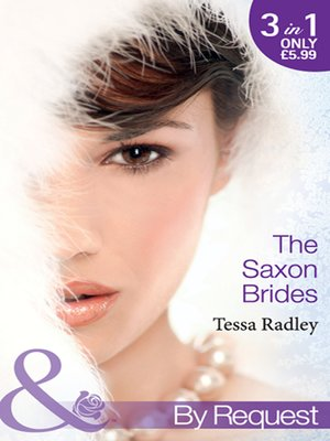 cover image of The Saxon Brides