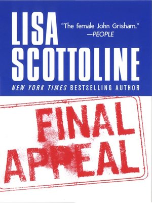 cover image of Final Appeal