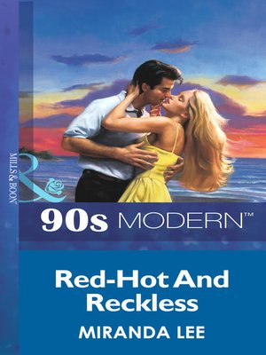 cover image of Red-Hot and Reckless