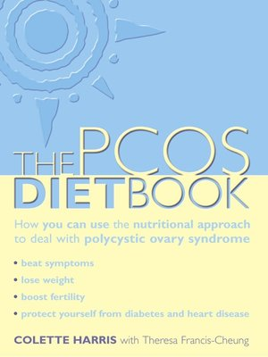 cover image of PCOS Diet Book