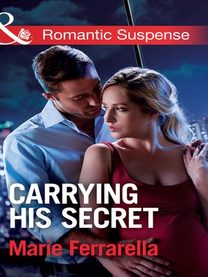 cover image of Carrying His Secret