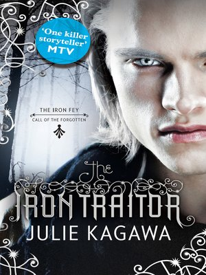 cover image of The Iron Traitor