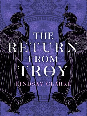 cover image of The Return from Troy
