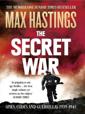 cover image of The Secret War