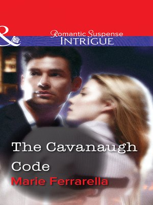 cover image of The Cavanaugh Code