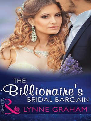 cover image of The Billionaire's Bridal Bargain