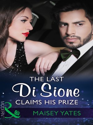 cover image of The Last Di Sione Claims His Prize