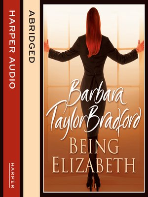 cover image of Being Elizabeth