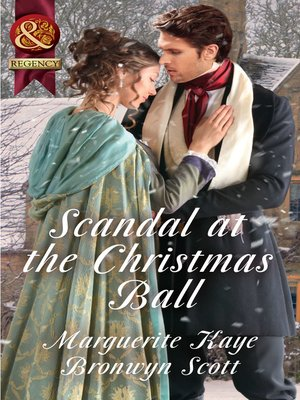 cover image of Scandal At the Christmas Ball: A Governess for Christmas / Dancing with the Duke's Heir