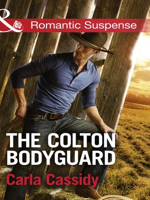 cover image of The Colton Bodyguard