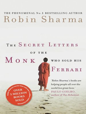 cover image of The Secret Letters of the Monk Who Sold His Ferrari