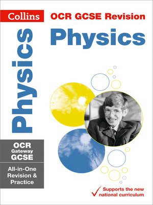 cover image of GCSE Physics OCR Gateway Practice and Revision Guide