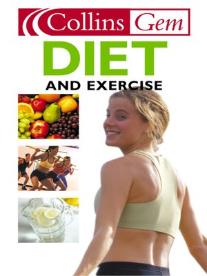cover image of Diet and Exercise