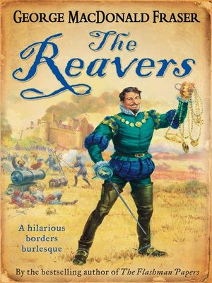 cover image of The Reavers