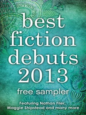 cover image of Best Fiction Debuts 2013