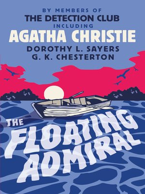 cover image of The Floating Admiral